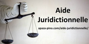 Aide Juridictionnelle APAZA PINO Avocat