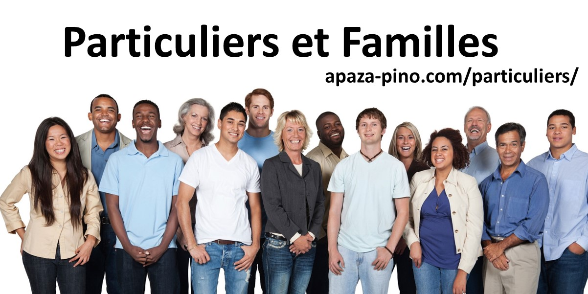 Particuliers et Familles APAZA PINO Avocats